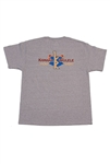 Crest Steel Men's T-Shirt